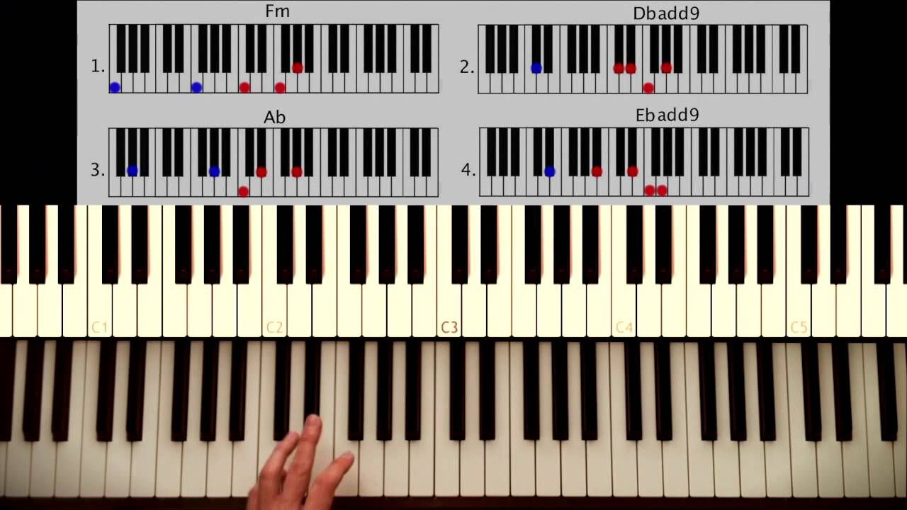 All of me john legend part 1 intro verse original piano all of me john legend part 1 intro verse original piano tutorial by baditri Gallery