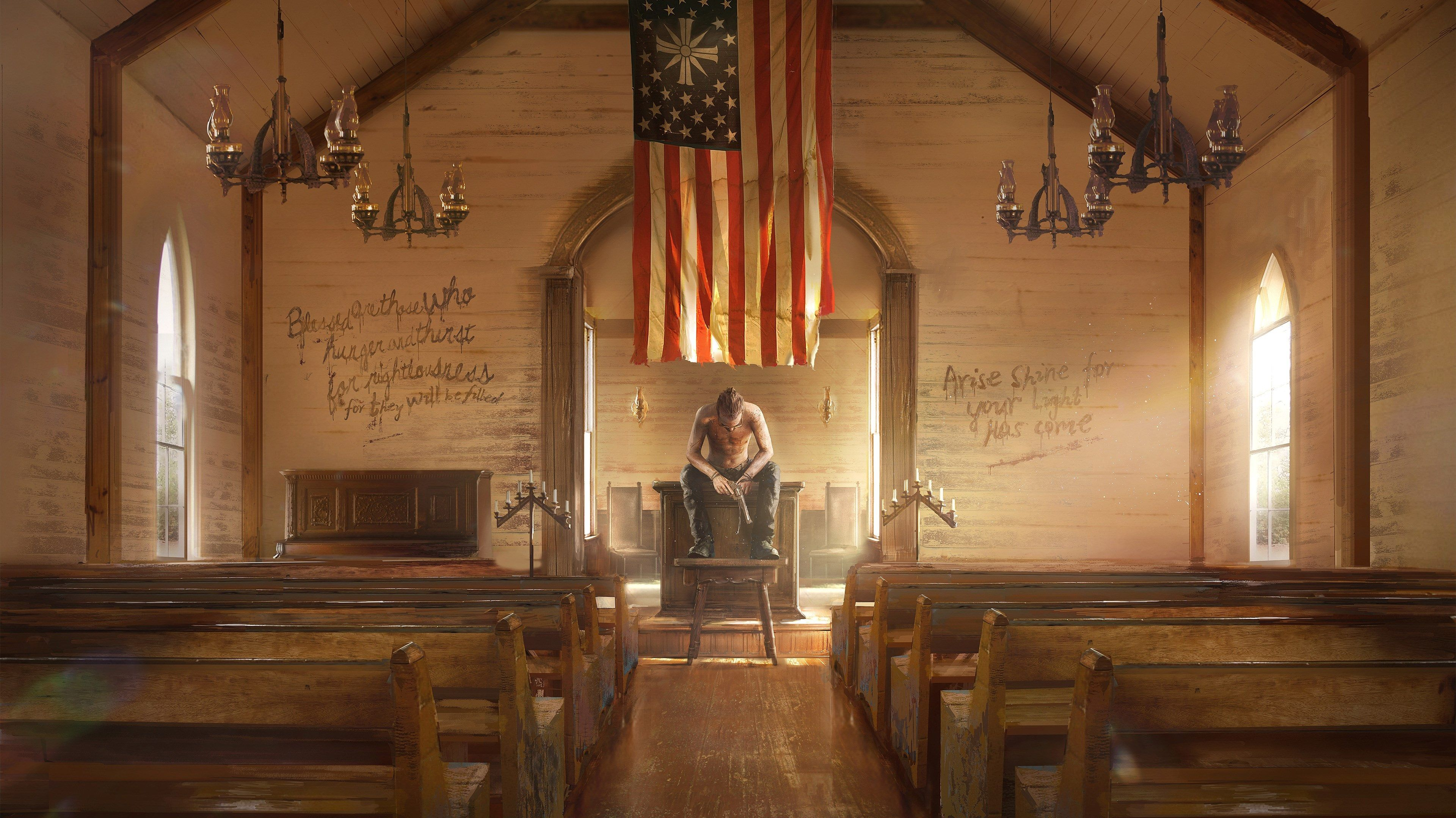 3840x2160 Far Cry 5 4k Computer Hd Wallpapers Free Download Hd