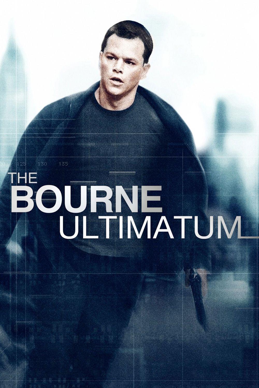 The Bourne Ultimatum 2007 The Bourne Ultimatum Bourne Jason Bourne