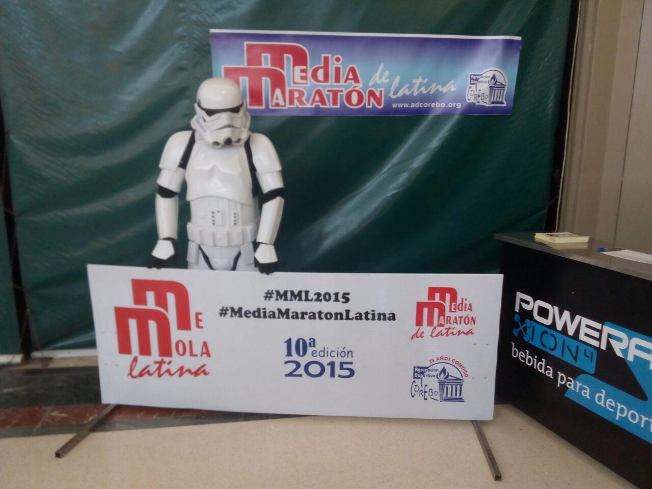 30 Ideas De Preparativos De La 10ª Edición De La Media De Latina Media Maraton Edicion Decimas
