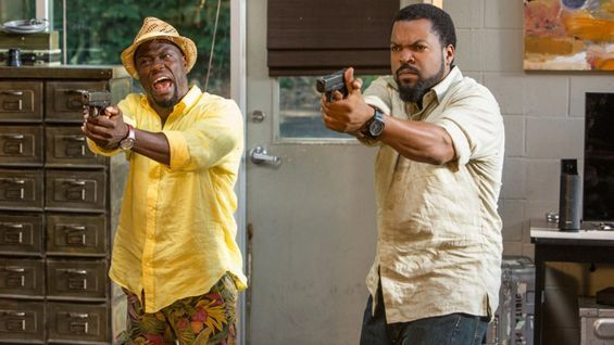 Contest: Chicago, see Ride Along 2 early and for free