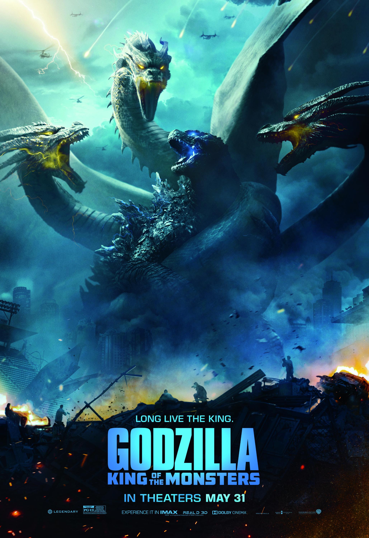 Godzilla King of the Monsters (2019) | Movie monsters, Godzilla ...