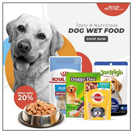 Save Upto 20 On A Wide Range Of Tasty And Nutritious Dog Wet Food