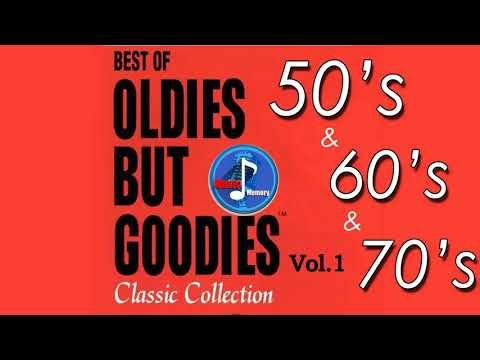 Greatest Hits Oldies But Goodies - 50's, 60's & 70's Nonstop Songs