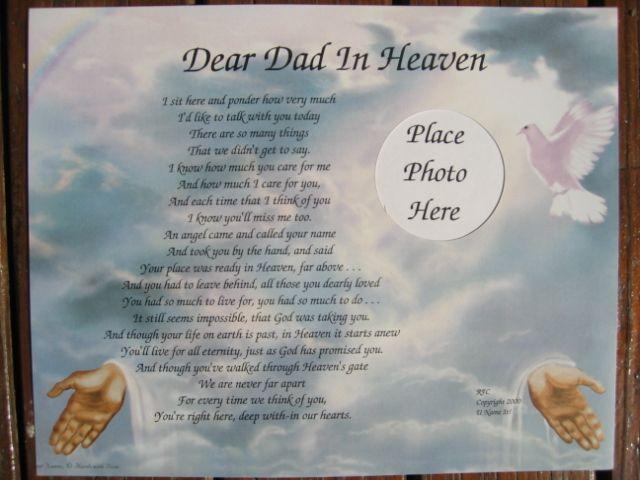 Memorial Keepsakes For Children In Dads Death