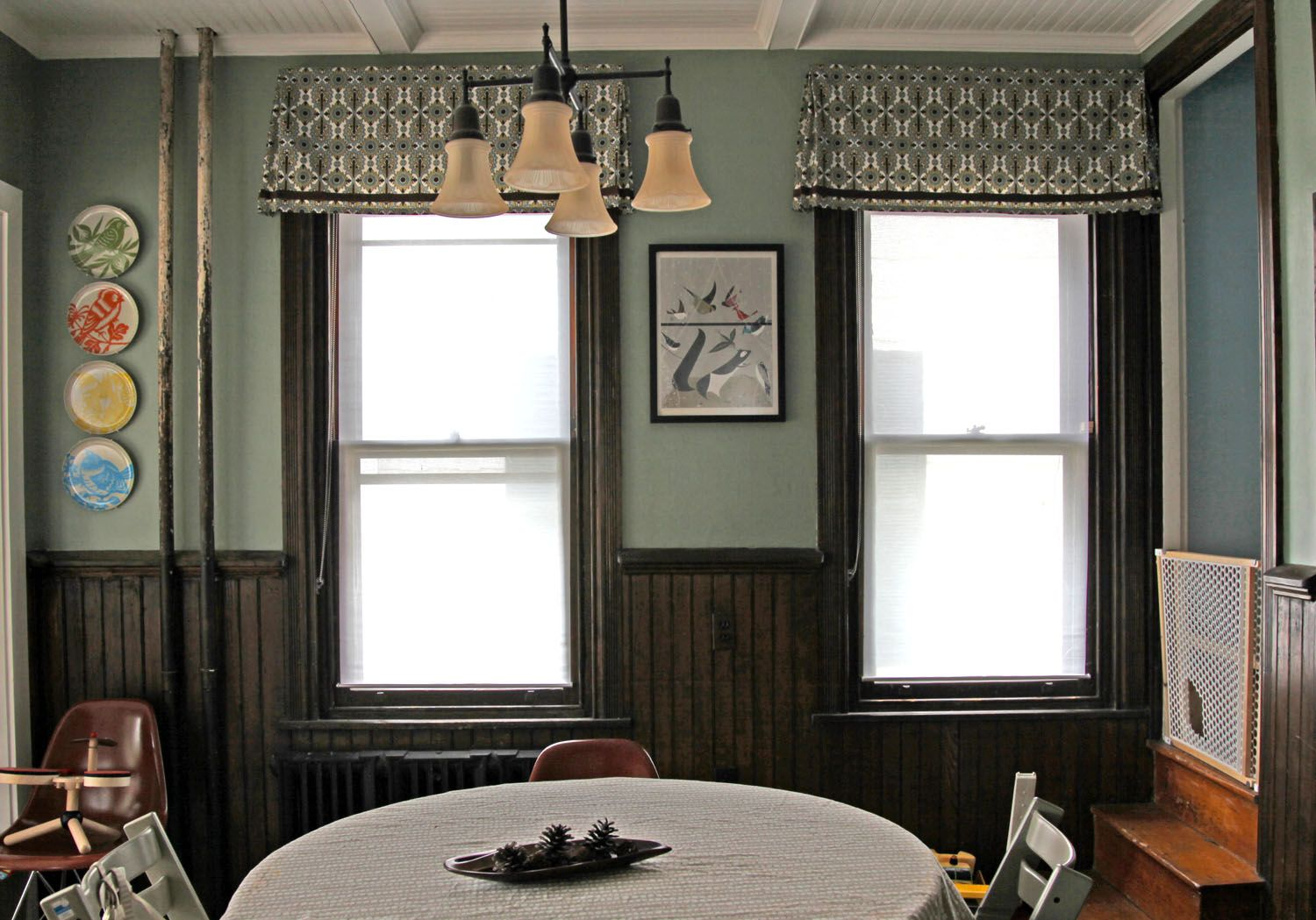 dining room valances | design ideas 2017-2018 | Pinterest | Valance ...