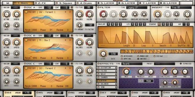 Rapid Synthesizer Plugin Announced By Parawave Audio Audio