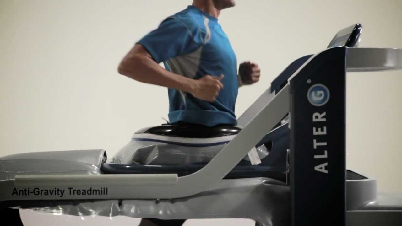Equipment exercise physical therapy - Alterg Running Injury And Rehab Equipment