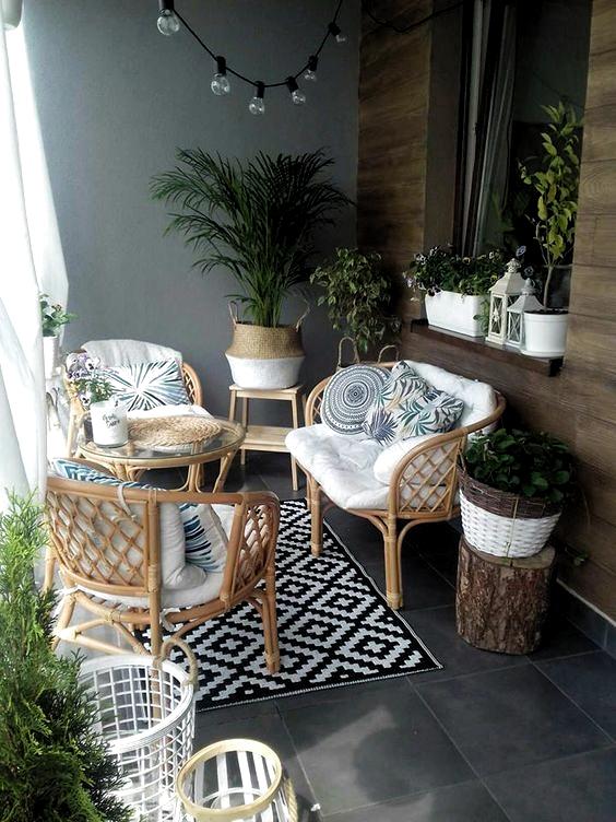 Doğal Rattan Bahçe Mobilyaları: Rattan Masa Sandalye ve ...