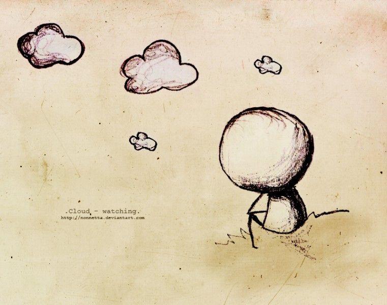 Картинки прикольные маленькие человечки, открытки цветы