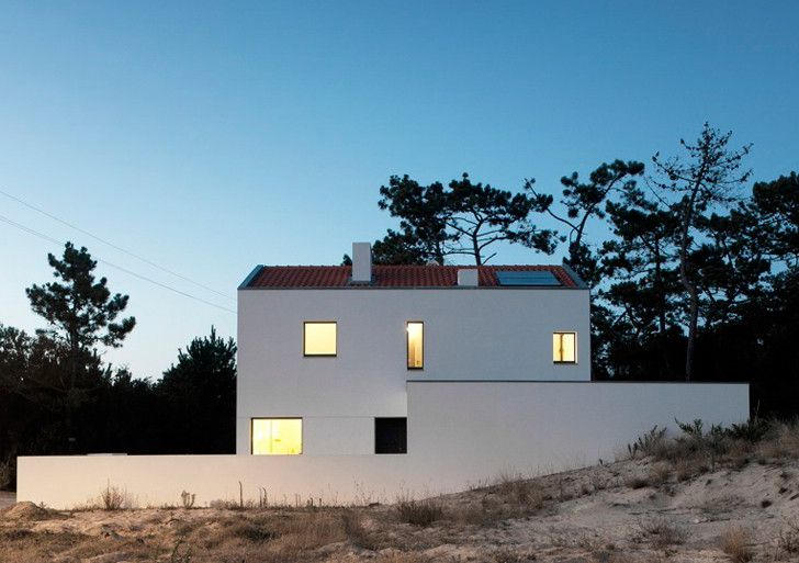 House in Torreira by nu.ma arquitectura
