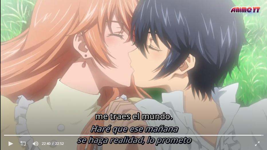 Soredemo Sekai Wa Utsukushii 12 Sub Español Animeyt Google Chrome Gyazo Anime Romance Anime Love Golden Time Anime