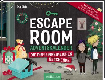 Escape Room Adventskalender Beste Ubersicht In 2020 Adventkalender Adventskalender Kinder Adventskalender