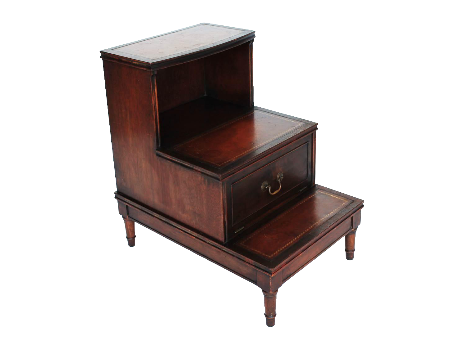 Astonishing Library Step Stool Or Side Table On Chairish Com I Dream Ibusinesslaw Wood Chair Design Ideas Ibusinesslaworg