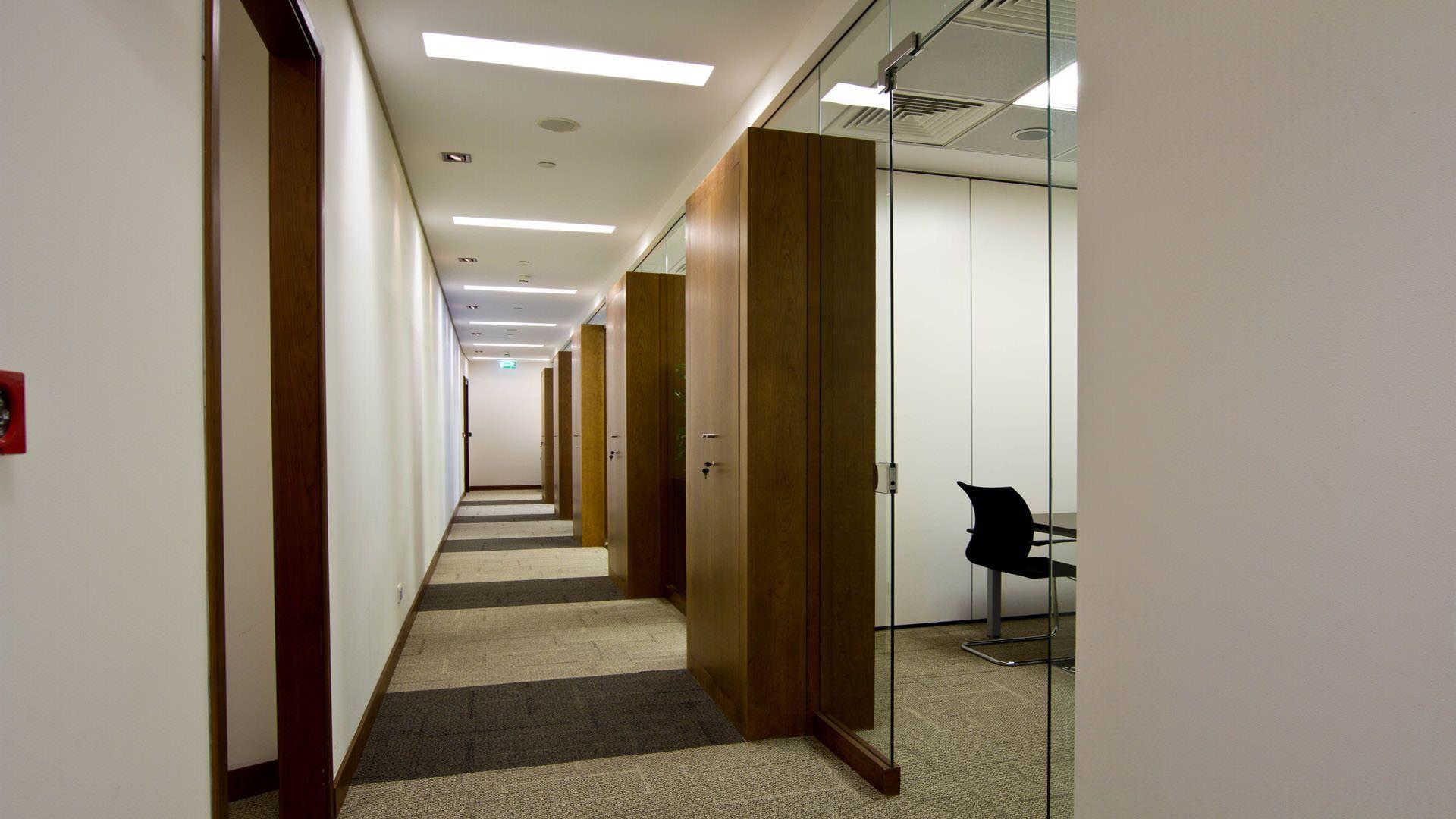 Swiss Bureau Interior Design Designed Richemont MontBlanc