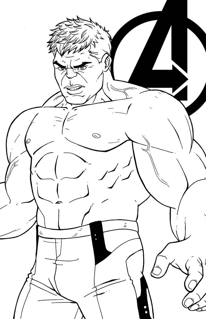 Hulk by https://www.deviantart.com/jamiefayx on ...