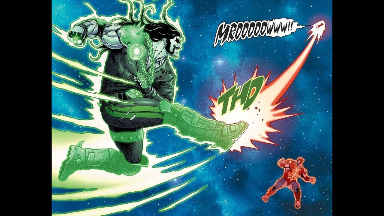 Injustice 2 Comic 63 Lobo Shouldn T Have A Power Ring Https Cstu Io Ad5d9c Superhero Wallpaper Dc Comics Heroes Dark Comics