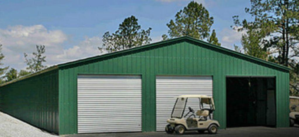 30x51x12 3 car garage | Cool storage spaces | Metal shop