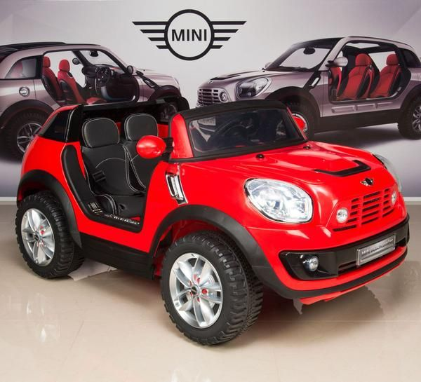 Mini Beachcomber 2 Seat Ride On Car With 2.4GHz Remote
