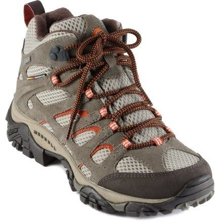 f98eefd88c7 Moab Mid Waterproof Hiking Boots - Women's | Gear Up for Puerto Rico ...