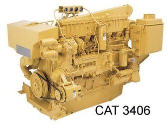 Caterpillar 3406 diesel engine | arafat | Caterpillar
