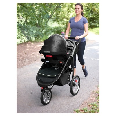 Graco Fastaction Fold Jogging Stroller Jogging Stroller Travel