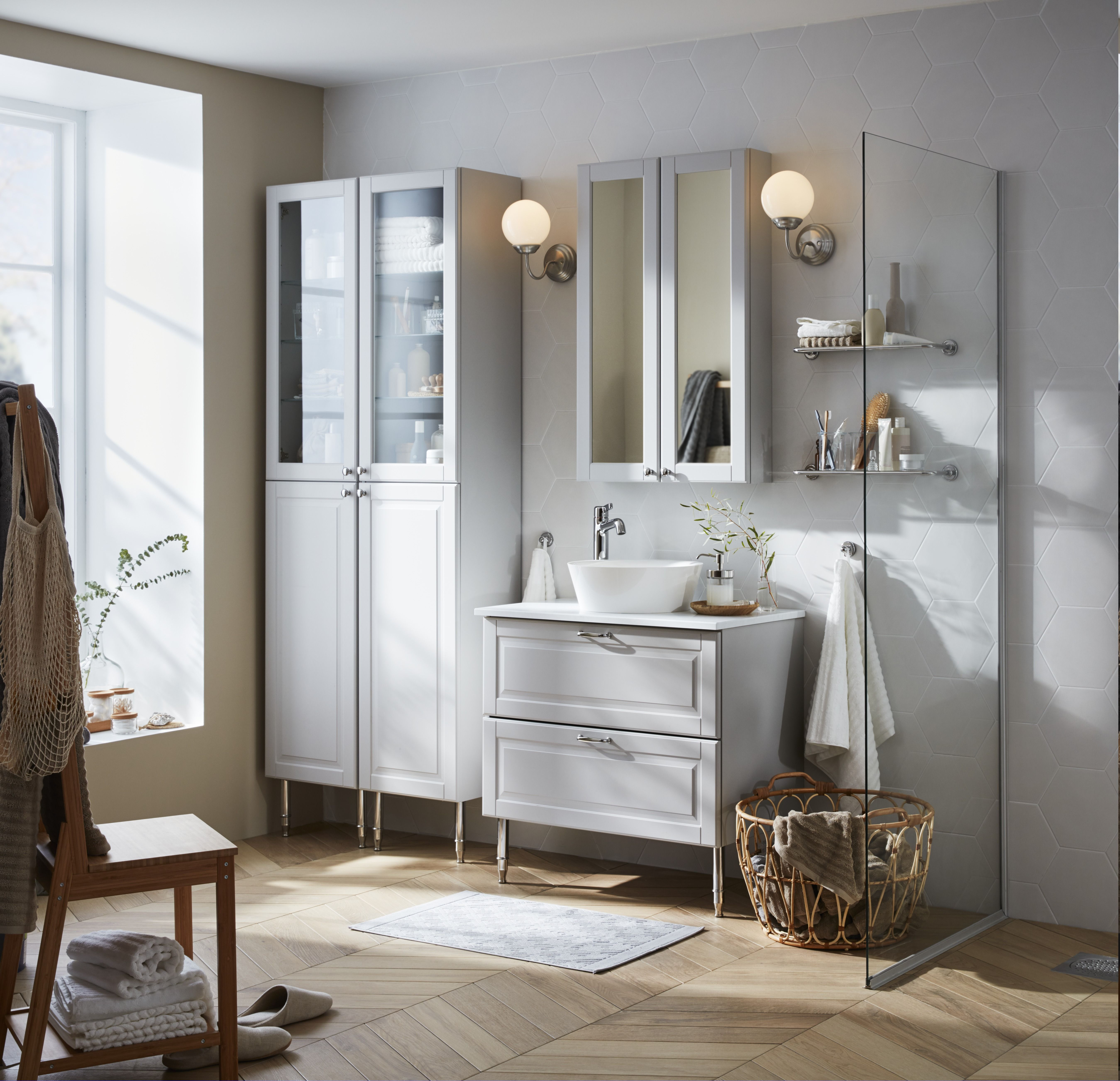 GODMORGON – for a good start to the day!  Trendy bathroom, Small