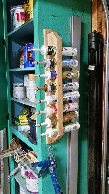 Yes - Werkstatt ideen #garageideasstorage