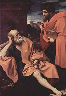 Saint Pierre et Saint Paul - Guido Reni