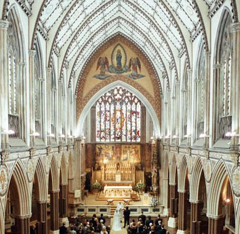 I Want To Get Married In A Catholic Church Like This One Love The Beautiful Artwork And Architecture Of Cathedrals M Also
