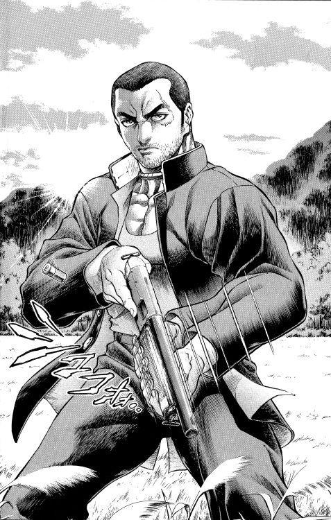Shogo Kawada Anime Movies Manga Anime Manga
