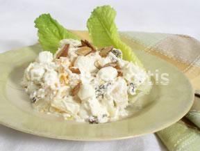 receta de ensalada diplomatica recipe in 2019 side salads rh pinterest com