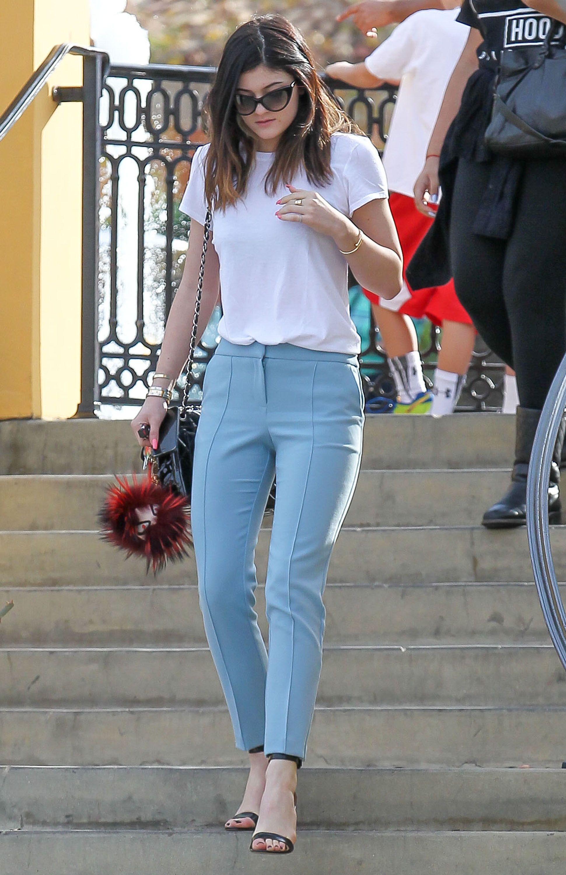 Kylie Jenner Casual Outfits 2014 Kylie Jenner Ph...
