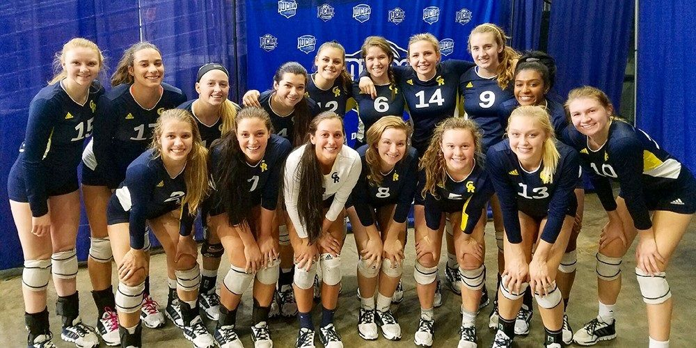 Grand Rapids Community College S Volleyball Team Finished Its 2016 Season Ranked In The Top 10 Of The Njcaa Athlete Volleyball Team Community College