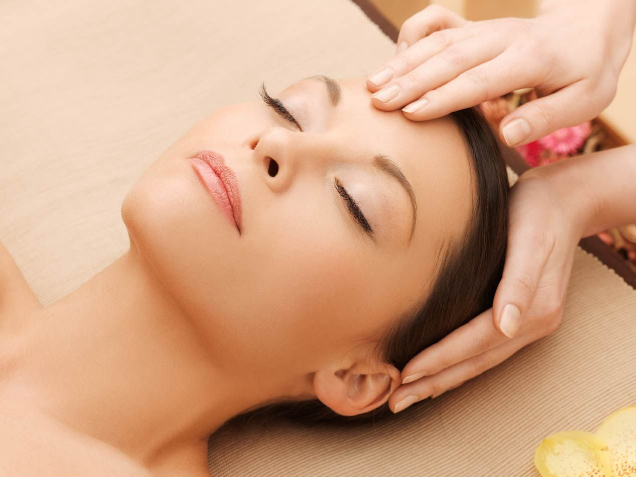 Massage therapy career is among the sought after beauty careers.