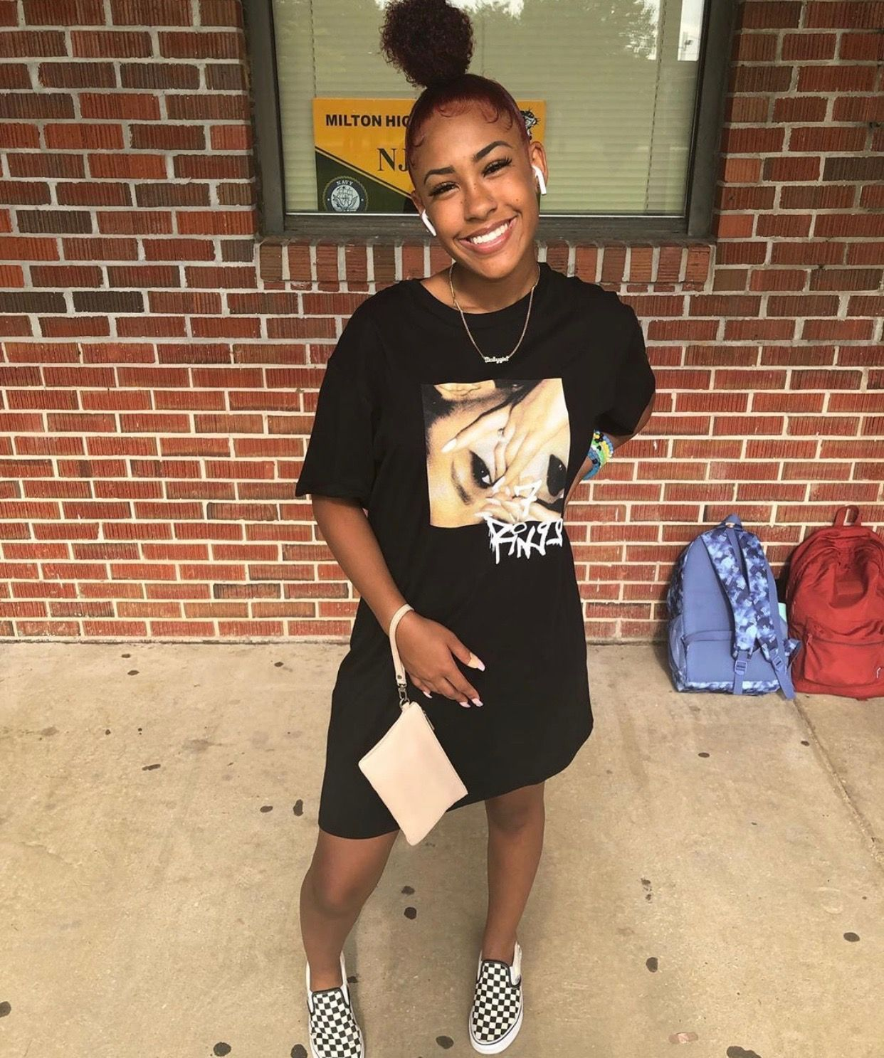 dress outfits black girl