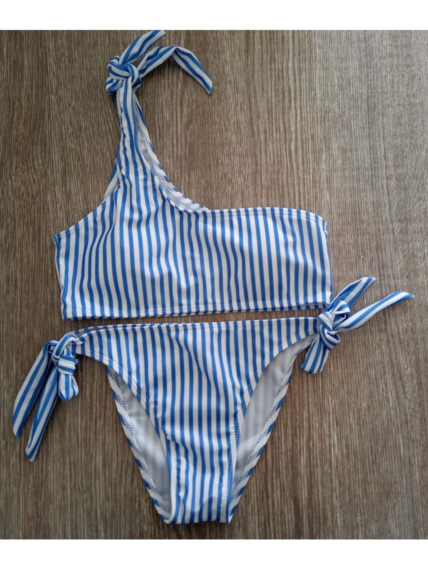 f57821d2c0259 Phoebe Cat Womens Swimwear Bikini Set for Summer Beach, Summer Two Piece  Bandage Push-
