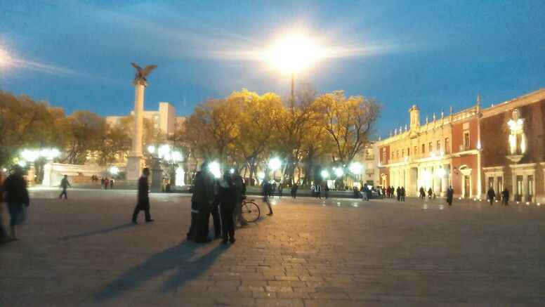 Aguascalientes, Plaza Patria