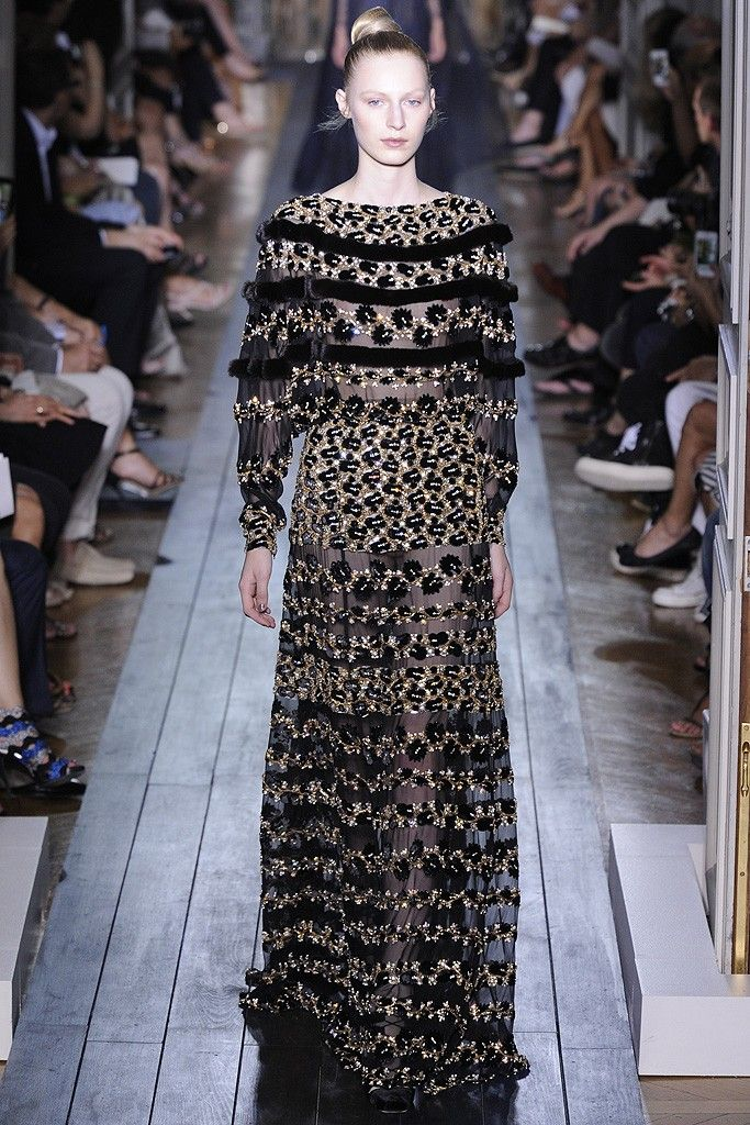Valentino Fall Couture 2012