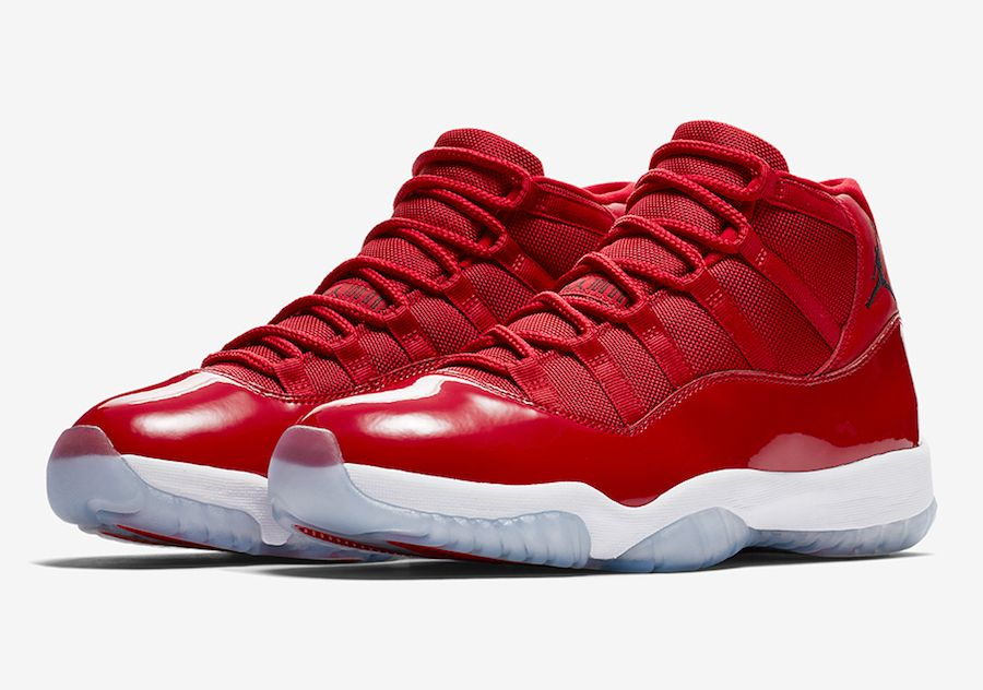 77c46fedaae0 Official Images Of The Air Jordan 11 Win Like  96