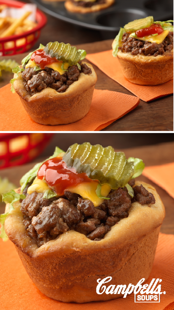 Cheeseburger Minis