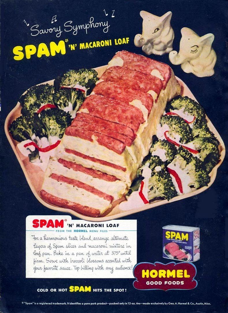Klappersacks Devilduck Spam N Macaroni Loaf If Those Cute