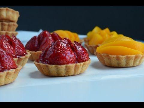 Yummy Foodطريقة عمل تارت الفواكه في المنزل مثل التي تباع في المحلات Youtube Lebanese Desserts Dessert Recipes Eid Food