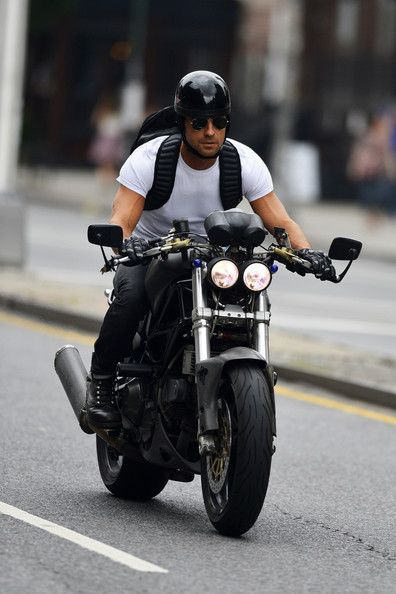 theroux on motorcycle - Google Search