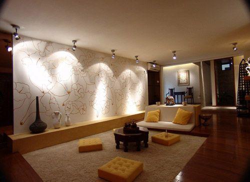 Lighting In Interior Design Spotlights Pinterest Concept