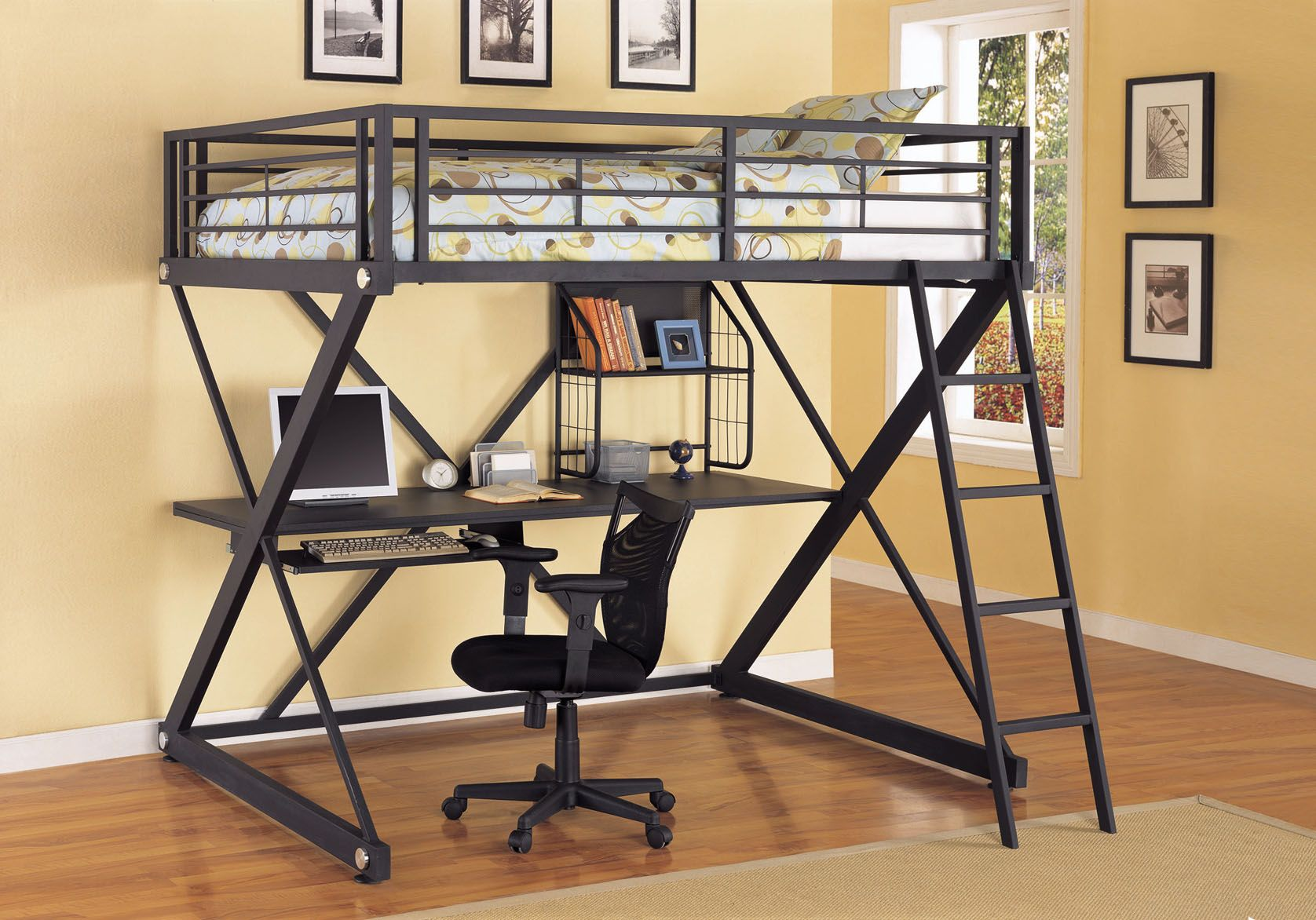 Bunk Bed With Study Table  Google Search - Bunk