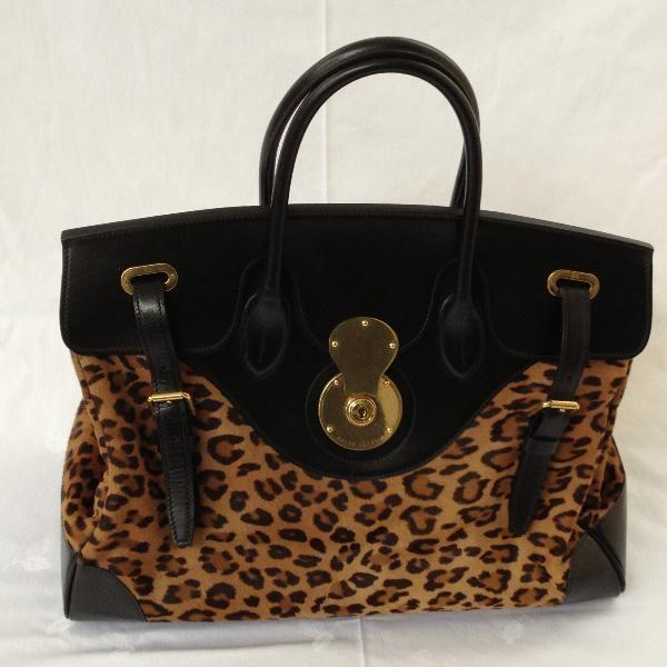 Tip: Ralph Lauren Handbag (Black) | Handbags and clutches ...