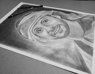 Check out new work on my behance portfolio pencil portrait http