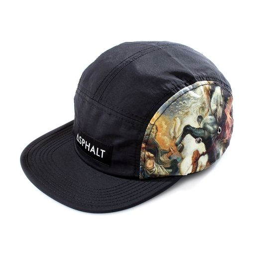THE FALL 5 PANEL CAMP CAP