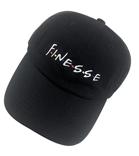 iujiangtao Dad Hat Finesse 3D Letters Embroidered Baseball Cap Adjustable  Snapback Unisex  finesse  realtrapshit  traplife  trapswag  trap  swag   afflink ... b8429e7a2c0b